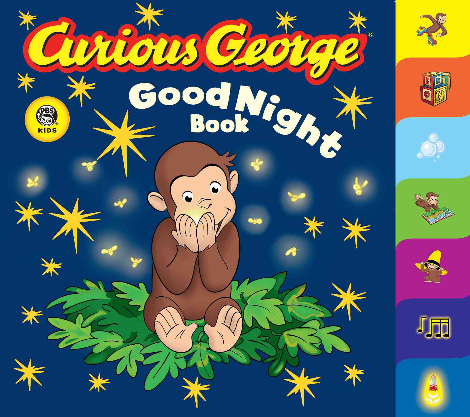 Curious George Good Night Book By Rey, H. A./ Rey, Margret